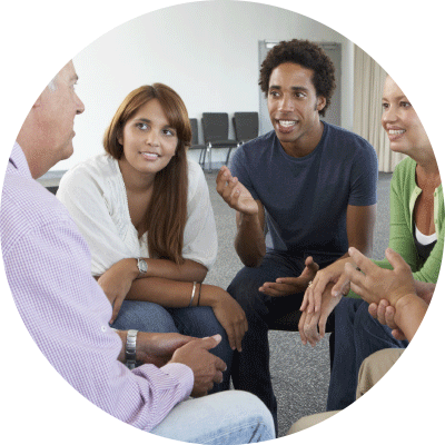 Can help us set up a local support group near to you