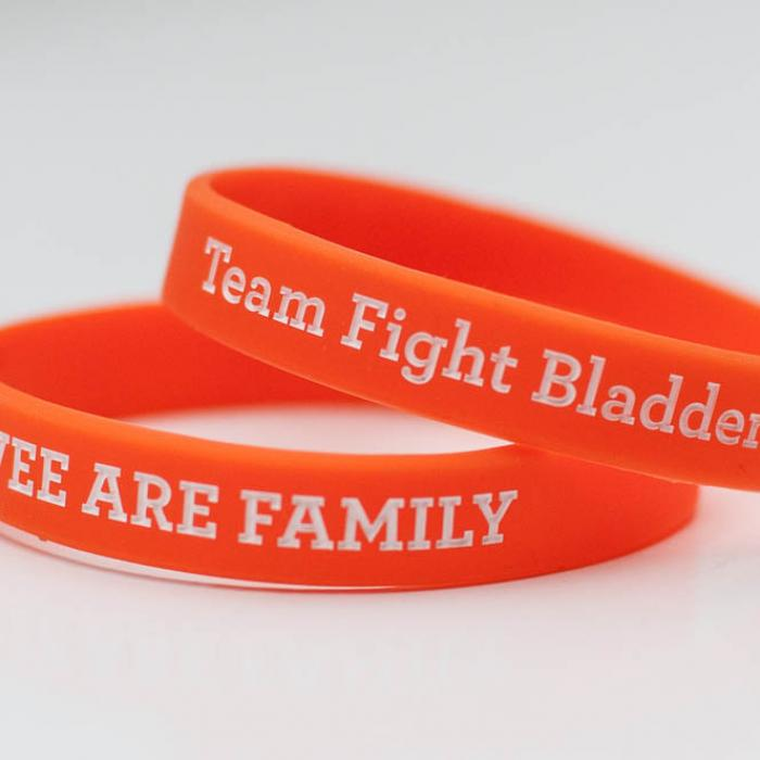 Small 'Wee are Family' wristband